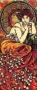Alfons Mucha - topaz