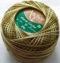 Anchor Artiste Crochet - žíhaná - zeleno-bílá