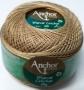 Anchor Artiste Crochet - béžová tmavá