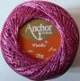 Anchor Artiste Metallic - růžová tmavá