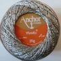 Anchor Artiste Metallic - šedá světlá