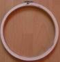 Dřevěný kroužek - 20cm