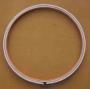 Dřevěný kroužek - 22cm