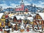 J.Lada - děti v zimě