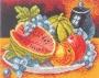 Mísa s ovocem