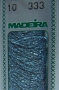 Madeira 10 - křišťálově modrá