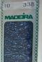 Madeira 10 - tmavě modrá