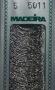 Madeira 5 - černostříbrná