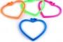 Plastové srdce