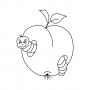 Červavé jablíčko